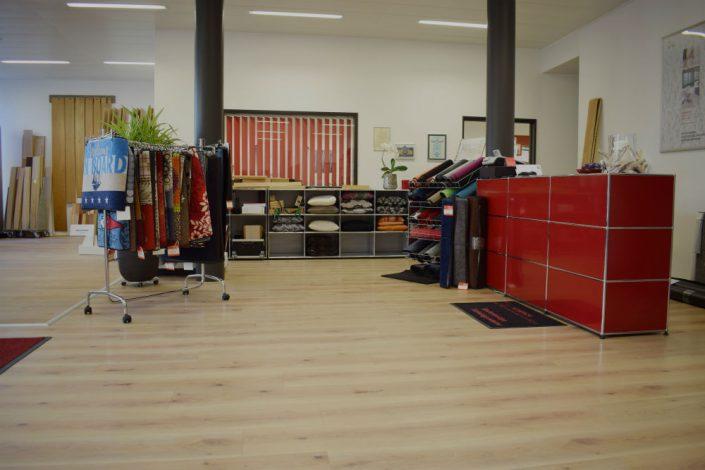 Showroom Heinrich Innenausstattung AG