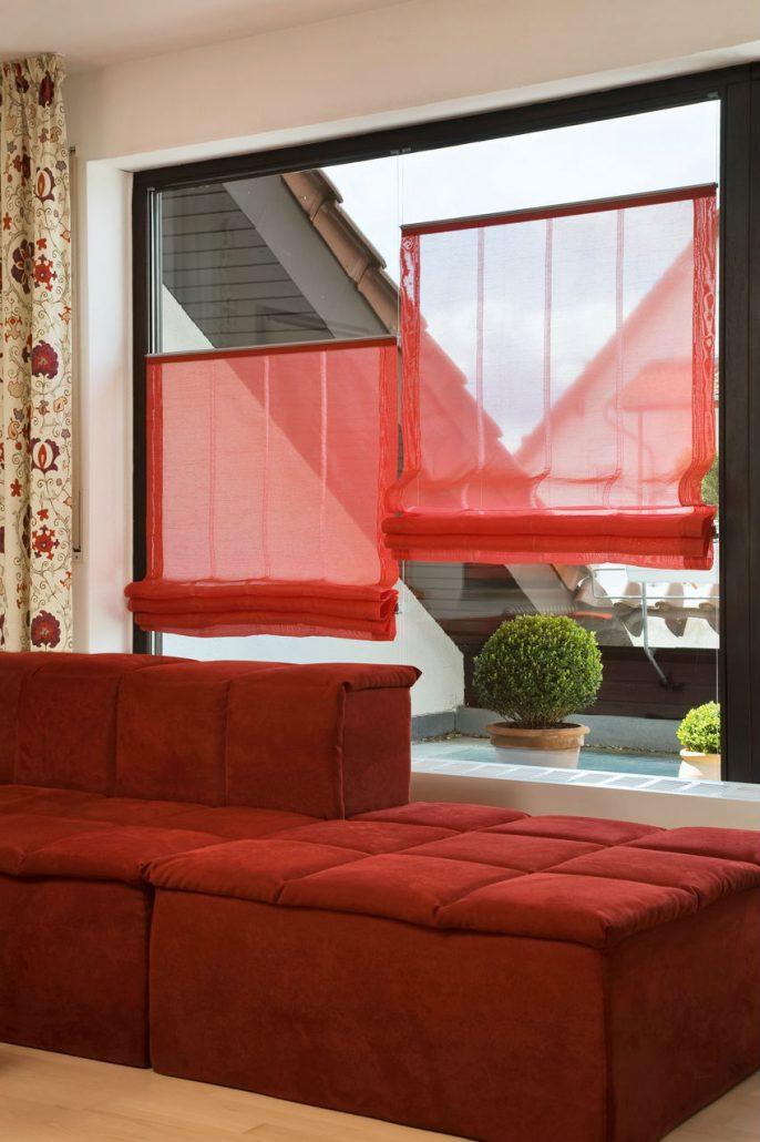 rollos raffrollos heinrich innenausstattung ag. Black Bedroom Furniture Sets. Home Design Ideas