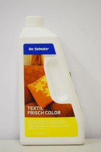 Textil color Reiniger Heinrich InnenausstattungTextil weiss Reiniger